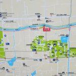 西ノ京・唐招提寺・薬師寺の駐車場、駐輪場と散策について