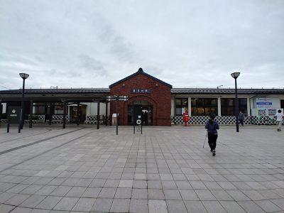 喜多方駅の周辺を散策した感想