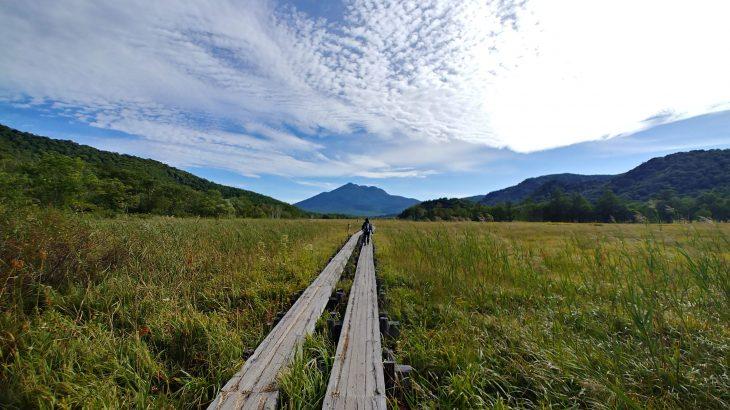 尾瀬のハイキングはきついコースや初心者でも大丈夫なコースと多彩。ベストな時期、服装などをレポート