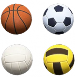 あつまれどうぶつの森のボールの入手方法(サッカーボール、バスケットボール、バレーボール)