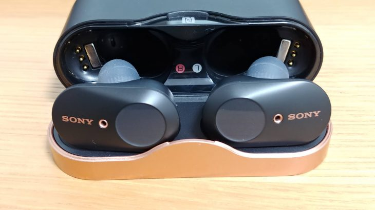 sonyのwf-1000xm3 パソコンのヘッドセットでも優秀。ペアリング、再接続の方法も説明