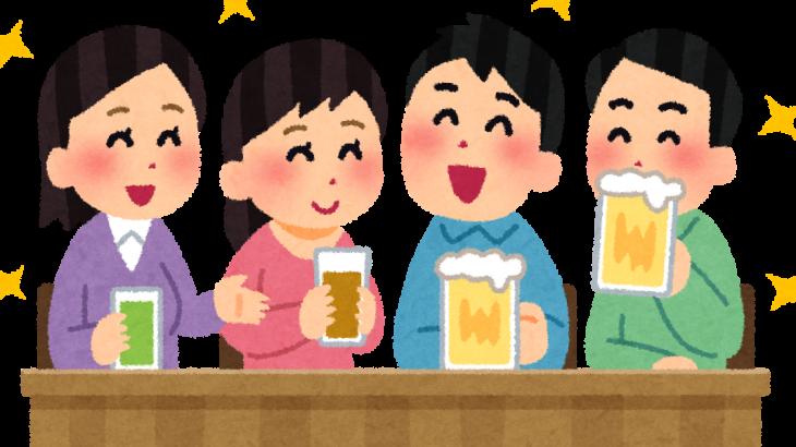 大井町でクラスターが発生。飲み屋街はかなり密だったので発生しても不思議ではない。